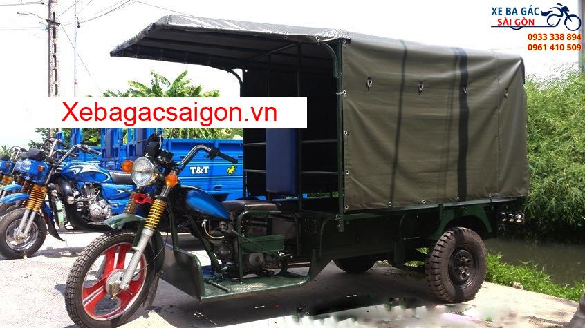 Xe ba gác chở thuê quận 3 giá rẻ - 09333338894 - ảnh 2