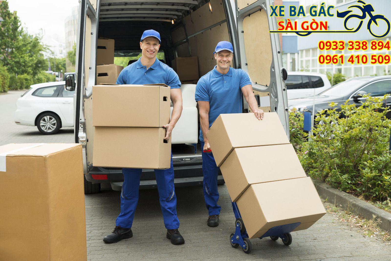 Xe ba gác chở thuê quận 11 giá rẻ - 09333338894